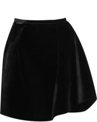 8a37368f6709 Comprar una falda de terciopelo negra de NET-A-PORTER.COM: elegir ...