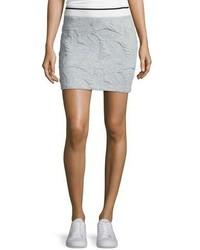 Minifalda gris de Rag & Bone