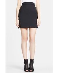 Minifalda Negra de Dolce & Gabbana