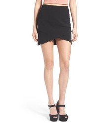 Minifalda negra de Missguided