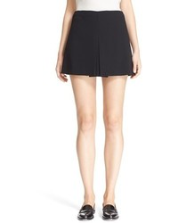 Minifalda negra de RED Valentino