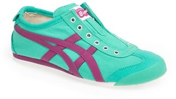 los angeles 6bb88 a5d64 $79, Onitsuka Tiger by Asics Asics Onitsuka Tiger Tm Mexico 66 Slip On