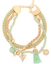 Henri Bendel East Hampton Charm Bracelet
