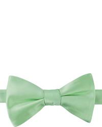 Asstd National Brand Solid Satin Pre Tied Bow Tie And Cummerbund Set