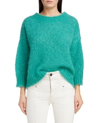 Isabel Marant Mohair Wool Blend Sweater