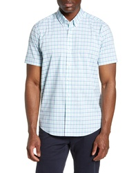 Cutter & Buck Soar Classic Fit Windowpane Shirt