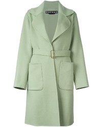 Rochas belted trench coat medium 1334119