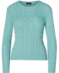 Mint Crew-neck Sweater