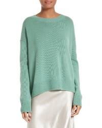 Boxy cashmere pullover medium 1183483