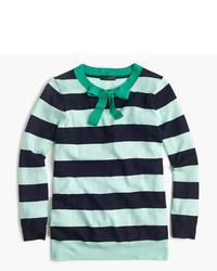 J.Crew Tippi Tie Neck Sweater