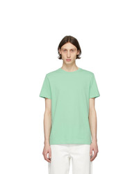 A.P.C. Green Jimmy T Shirt