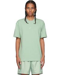 Nike Green Sportswear Premium Essential T Shirt