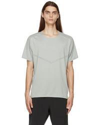 Nike Grey Rise 365 Run Division T Shirt