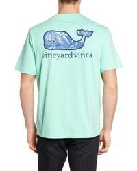 Vineyard Vines Holiday Sail T Shirt