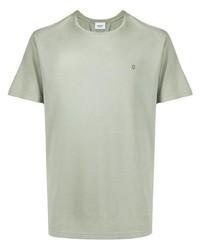 Dondup Logo Print Short Sleeved T Shirt