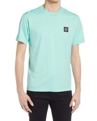 Stone Island Slim Fit Logo Patch T Shirt