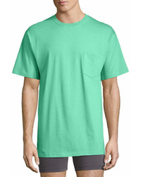 Stafford Stafford Short Sleeve Crew Neck T Shirt Big And Tall