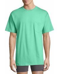 Stafford Stafford Short Sleeve Crew Neck T Shirt