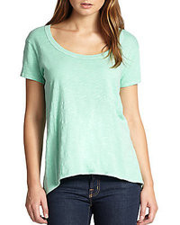 Wilt marled cotton slub tee medium 29015