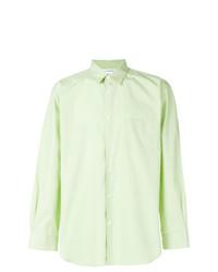 Comme Des Garcons SHIRT Comme Des Garons Shirt Classic Button Front Shirt