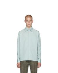 Prada Green Bowling Shirt