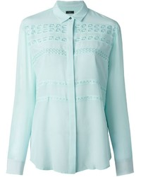 Paul Smith Perforated Panel Shirt