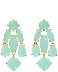 Kate Spade New York Accessories Mint Statet Earrings