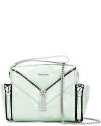 Diesel Zip Applique Cross Body Bag