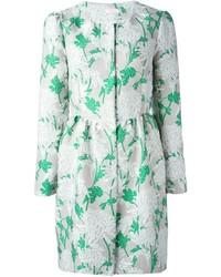 P a r o s h floral brocade coat medium 565909