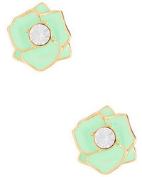 Kate Spade New York Floral Stud Earrings