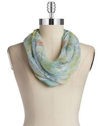 Whispy floral cowl scarf medium 322163