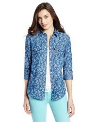 Levi's Tailored Western Floral Shirt