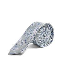 Topman Floral Jacquard Tie