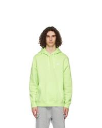 Nike Green Sportswear Club Hoodie