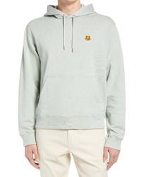 Kenzo Tiger Crest Classic Hooded Sweatshirt