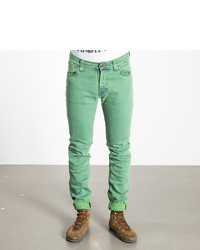 Nudie Jeans Thin Finn Icon Jean Green