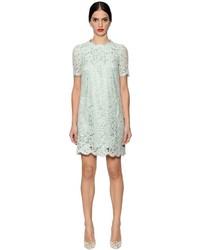 Dolce Gabbana Cordonetto Lace Dress