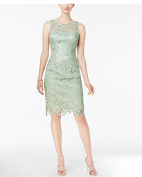 Lace sheath dress medium 6860588