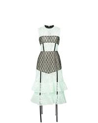 Ruffle lace dress medium 7354791
