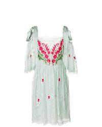 Temperley London Potion Mini Dress