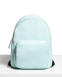 Faux leather mini backpack medium 3665730