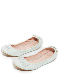 Kate Spade New York Gwen Just Married Ballet Flats