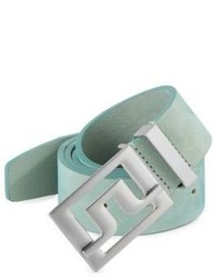 J. Lindeberg Slater Leather Belt