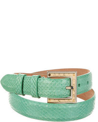 Snakeskin belt medium 429963