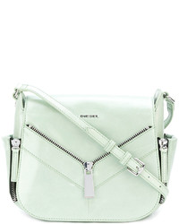 Diesel Multi Zips Crossbody Bag
