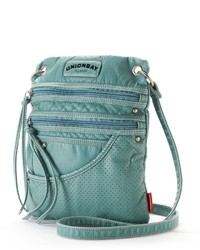 UNIONBAY Perforated Crossbody Bag