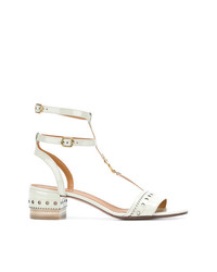Chloé Perry T Bar Sandals