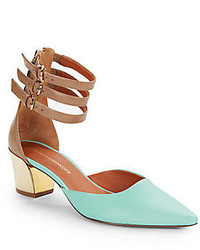 Rebecca Minkoff Irvin Ankle Strap Dorsay Heels