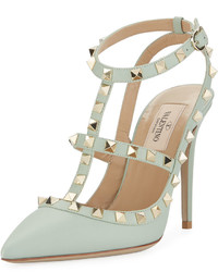 Valentino Rockstud Smooth Leather 110mm Pump