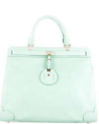 Jason Wu Saffiano Leather Jourdan Satchel